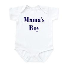 Mamas Boy Onesie