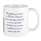 Edgartown Harbor Light Mug