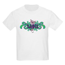 Sadie's Butterfly Name Kids T-Shirt