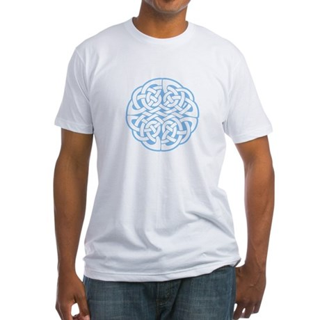 Celtic Knot 2 Fitted T-Shirt