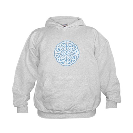 Celtic Knot 2 Kids Hoodie