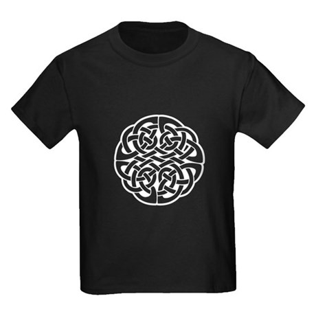 Celtic Knot 3 Kids Dark T-Shirt