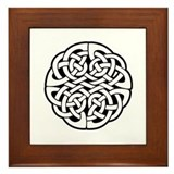 Celtic Knot 3 Framed Tile