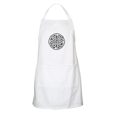 Celtic Knot 3 BBQ Apron