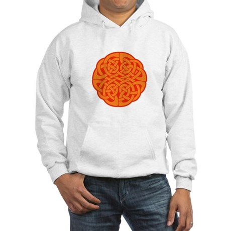 Celtic Knot 4 Hooded Sweatshirt
