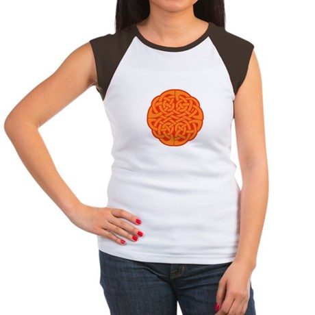 Celtic Knot 4 Women's Cap Sleeve T-Shirt