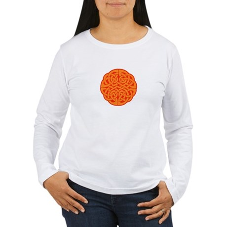 Celtic Knot 4 Women's Long Sleeve T-Shirt