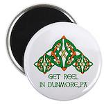 Get Reel In Dunmore Magnet