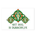 Get Reel In Dunmore Postcards (Package of 8)