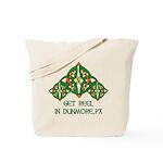Get Reel In Dunmore Tote Bag