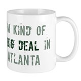 Big deal in Atlanta Small Mug