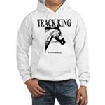 Track King Hooded Sweatshirt (Serviced my mare)