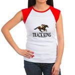 Track King Women's Cap Sleeve T-Shirt