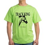 Track King Green T-Shirt