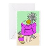Minnie Pauz Note Cards (Pk of 10)