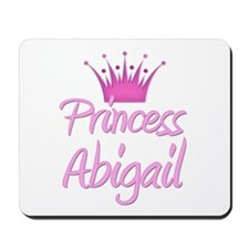 Princess Abigail Mousepad