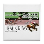 Track King Tile Coaster
