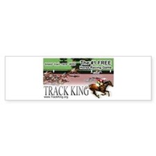 Track King Bumper Stickers