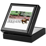 Track King Keepsake Box