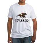 Track King Fitted T-Shirt