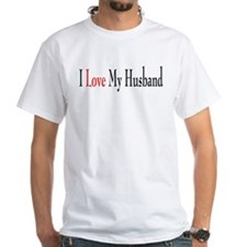 I Love My Husband Shirt