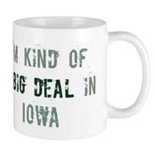Big deal in Iowa Mug