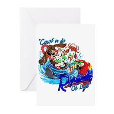 Cute Margarita Greeting Cards (Pk of 10)