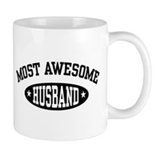 Most Awesome Husband Mug