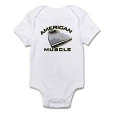 Charger Infant Bodysuit
