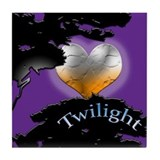 Twilight New Moon Tile Coaster