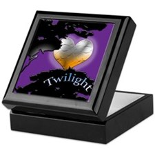 Twilight New Moon Keepsake Box