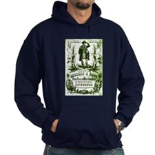 Unique Retro bagpipes Hoodie