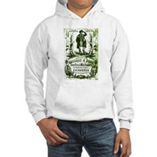 Cool Retro bagpipes Hoodie