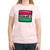 Hungary Design T-Shirt