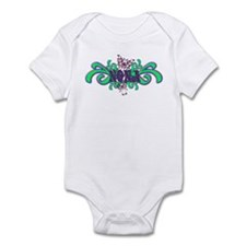 Nona's Butterfly Name Infant Creeper