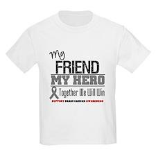 BrainCancerHero Friend T-Shirt