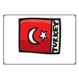 Turkey Design Banner