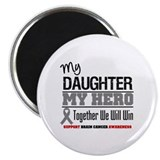 BrainCancerHero Daughter Magnet