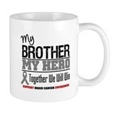 BrainCancerHero Brother Mug