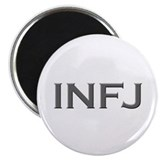 INFJ Magnet