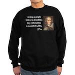 Voltaire 2 Sweatshirt (dark)