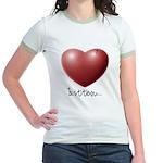 Bitten... Jr. Ringer T-Shirt