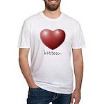 Bitten... Fitted T-Shirt
