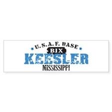Keesler Air Force Base Bumper Bumper Sticker