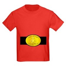 Light-Weight Champion Belt T