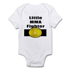 Light-Weight Champion Belt Infant Bodysuit