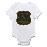 Therapist Ninja League Infant Bodysuit