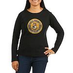 Bell County Sheriff K9 Women's Long Sleeve Dark T-