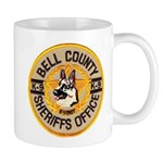Bell County Sheriff K9 Mug