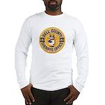 Bell County Sheriff K9 Long Sleeve T-Shirt